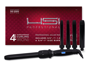 The HSI Professional curling Iron
