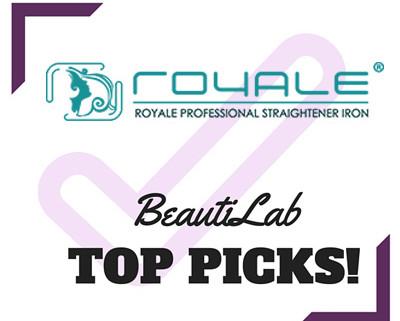royale hair straightener reviews