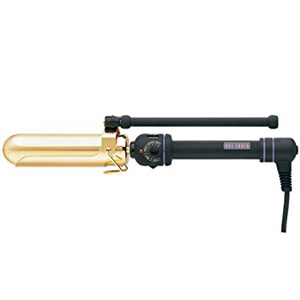 Hot Tools Professional Lightweight 24K gold-plated Marcel Grip Curling Iron