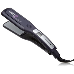 New -The Remington 8001G Wet 2 StraightWet To Dry Ceramic Flat Iron