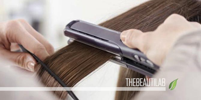 Titanium VS Ceramic Flat Iron featured