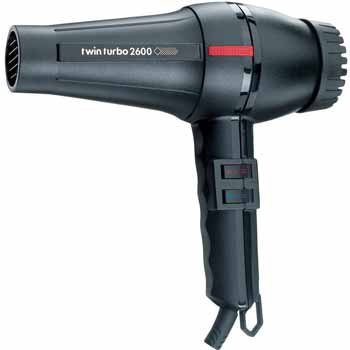 Turbo Power Twin Turbo 2600 Hair Dryer