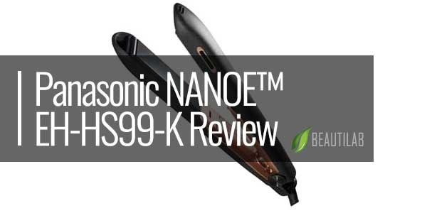 Panasonic NANOE™ EH-HS99-K Review featured