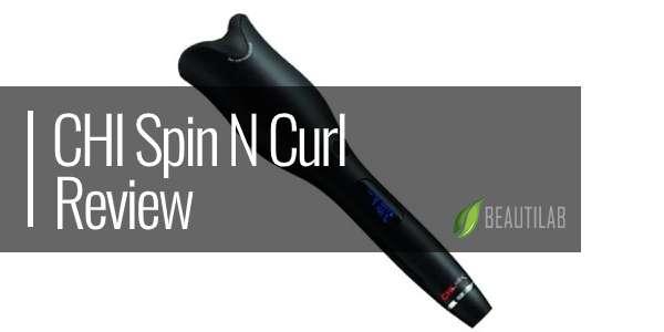 CHI Air Spin N Curl Ceramic Rotating Hair Curler Review