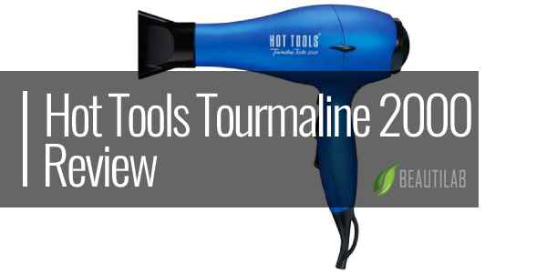 Hot Tools Tourmaline Tools 2000 Turbo Ionic® Dryer featured