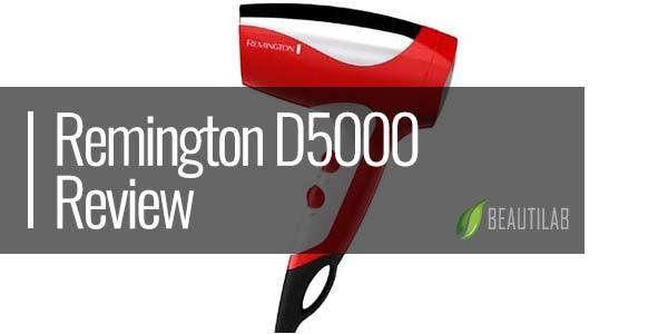 Remington D5000 Review featured