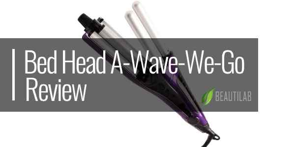 Bed Head A-Wave-We-Go Adjustable Waver Review