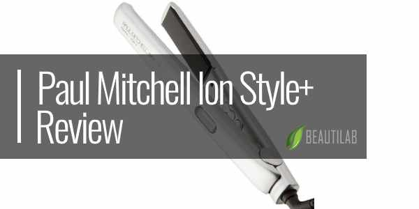 Paul Mitchell Express Ion Style+ Styling Iron Review featured