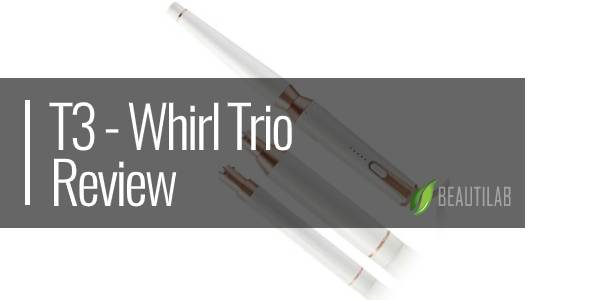 T3 - Whirl Trio Interchangeable Styling Wand featured